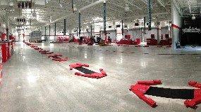Garagevloer coating