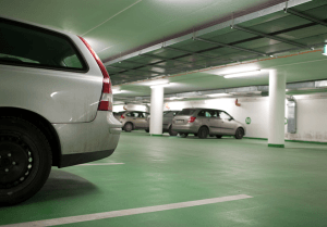 Parkeergarage Duitsland