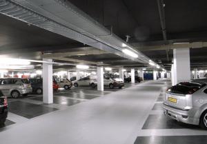 Parkeergaragevloer
